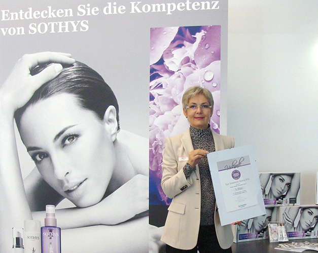 Spa Treatment Award 2012