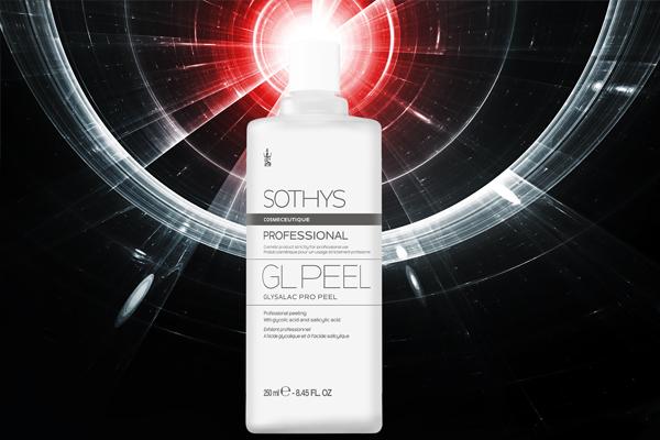 Afbeeldingsresultaat voor Glysalac professional peeling sothys